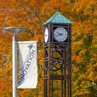 Fredonia clock tower